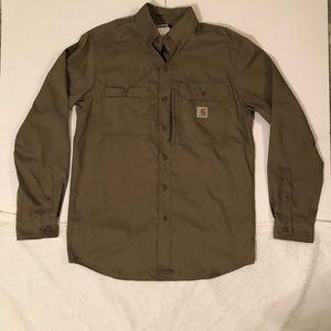 Carhartt Force Relaxed Fit men's button down shirt
